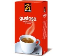 Café moulu Gustosa Zicaffè 250gr
