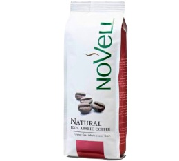 Caf� en grains Novell Natural - 100% Arabica - 250gr