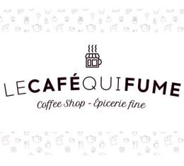 Café en grains Espresso Blend - Le Café qui Fume - 10kg