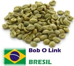 Café vert Brésil Bob O Link - Pulped Natural - 1 kg