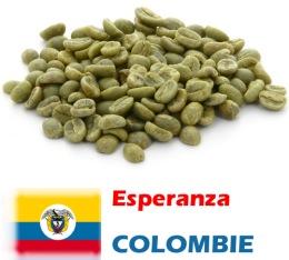 Caf� Vert bio Arabica - Granja La Esperanza - Colombie -1kg