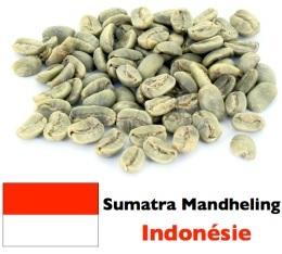 Caf� vert Indon�sie - Sumatra Mandheling - 1kg