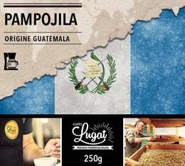 Café moulu pour cafetière filtre : Guatemala - Pampojila - 250g - Cafés Lugat