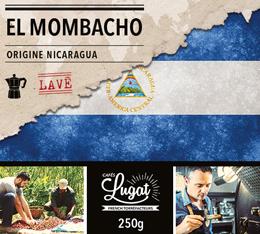 Café moulu pour cafetière italienne : Nicaragua - El Mombacho Lavé - 250g - Cafés Lugat