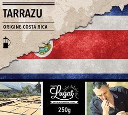 Caf� moulu pour cafeti�re � piston : Costa Rica -Tarrazu - 250 g - Caf�s Lugat