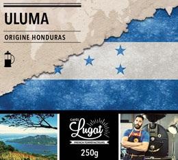 Caf� moulu Bio pour cafeti�re � piston : Honduras - Uluma - 250g - Caf�s Lugat