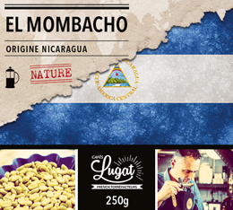 Caf� moulu pour cafeti�re � piston : Nicaragua - El Mombacho Nature - 250g - Caf�s Lugat