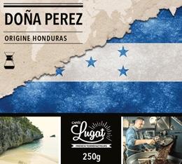 Café moulu Bio pour cafetière Hario/Chemex : Honduras - Doña Perez - 250g - Cafés Lugat