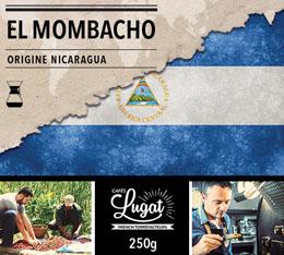 Café moulu pour cafetière Chemex/Hario : Nicaragua - El Mombacho Lavé - 250g - Cafés Lugat