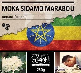 Caf� en grains : Ethiopie - Moka Sidamo Marabou - 250g - Caf�s Lugat