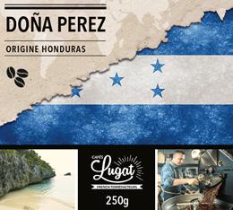 Café en grains Bio : Honduras - Doña Perez - 250g - Cafés Lugat