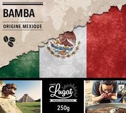 Café en grains : Mexique - Bamba - 250g - Cafés Lugat
