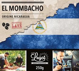 Café en grains : Nicaragua - El Mombacho Lavé - 250g - Cafés Lugat