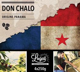 Caf� en grains : Panama - Don Chalo - 1Kg - Caf�s Lugat