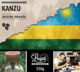 Caf� en grains : Rwanda - Kanzu - 250g - Caf�s Lugat