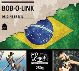 Café moulu : Brésil - Bob-o-link - 250g - Cafés Lugat