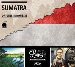 Caf� moulu : Indon�sie - Sumatra - 250g - Caf�s Lugat
