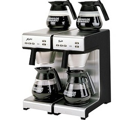 Cafeti�re filtre pro Bravilor Matic Twin - Gamme 2016 Pack Pro