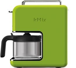 Cafetière filtre Kenwood Kmix CM030GR Verte Pré 6 tasses + offre cadeaux