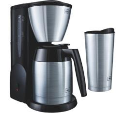 Cafetière filtre Melitta Single 5 inox isotherme avec mug + offre cadeaux