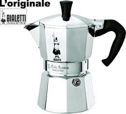 Cafeti�re italienne Bialetti Moka Express - 1 tasse