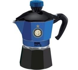 Cafeti�re italienne Bialetti Moka Melody sport Inter Milan - 3 tasses