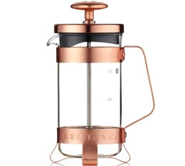 Cafeti�re � piston Barista & Co cuivre 3 tasses