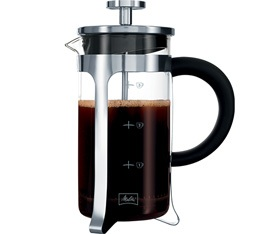 Cafeti�re � Piston Melitta Inox Micro-ondable 3 tasses