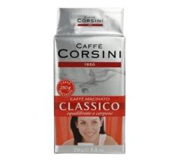 Caf� moulu Corsini Classico 250g