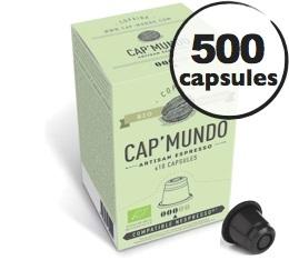 Capsules Copaiba (BIO) x500 CapMundo pour Nespresso