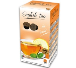 30 x Capsules English Tea pour machines Espresso Cap