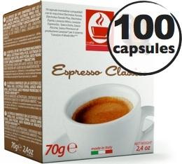 Capsule Lavazza a Modo Mio� compatible Classico x100