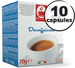 Capsule Lavazza a Modo Mio� compatible Decaffeinato x10