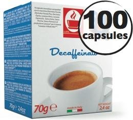 Capsule Lavazza a Modo Mio� compatible Decaffeinato x100