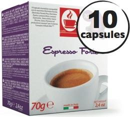 Capsule Lavazza a Modo Mio� compatible Forte x10