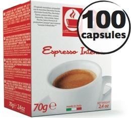 Capsule Lavazza a Modo Mio� compatible Intenso x100