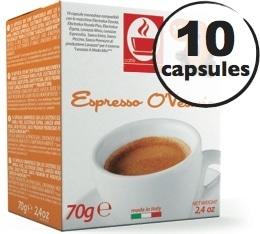 Capsule Lavazza a Modo Mio® compatible O'Vesuvio x10