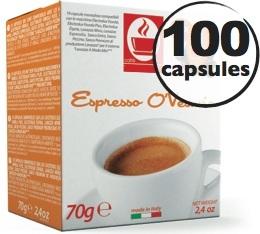 Capsule Lavazza a Modo Mio� compatible O'Vesuvio x100