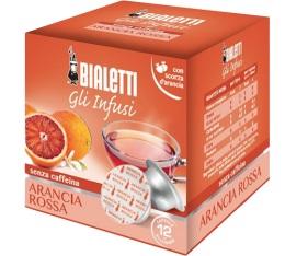 Capsules Mokespresso Bialetti Infusion Orange Sanguine x 12