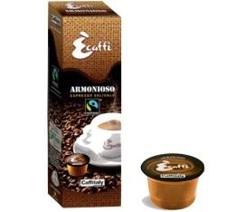 Capsules Caffitaly Armonioso - 30% Robusta / 70% Arabica x10