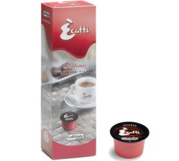 Capsules Caffitaly Intenso - 30% Robusta / 70% Arabica x10