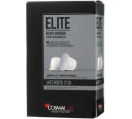 Capsules Elite x10 Cosmai Caffe pour Nespresso