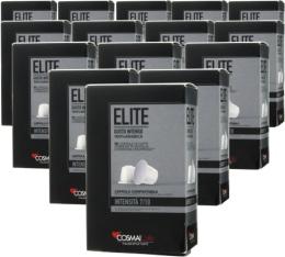 Capsules Elite x500 Cosmai Caffe pour Nespresso