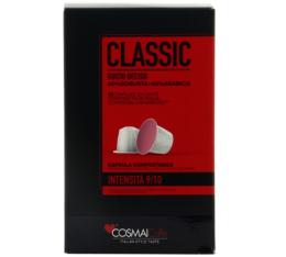 Capsules Classic x10 Cosmai pour Nespresso