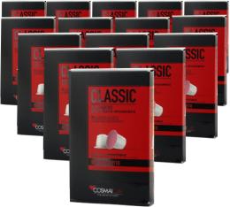 Capsules Classic x500 Cosmai pour Nespresso