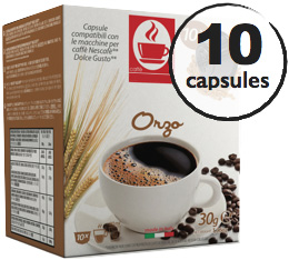 Capsules Dolce Gusto� compatibles Orge x10