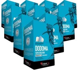 Capsules Dodoma x100 Cosmai Caffe pour Nespresso