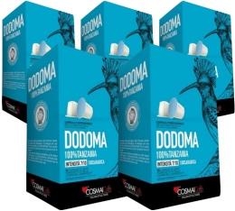Capsules Dodoma x50 Cosmai Caffe pour Nespresso