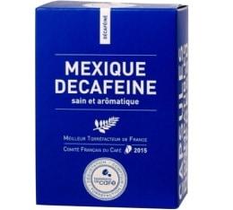 Capsules D�ca Mexique x10 Terres de Caf� pour Nespresso
