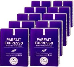 Capsules Parfait Expresso x100 Terres de Café pour Nespresso